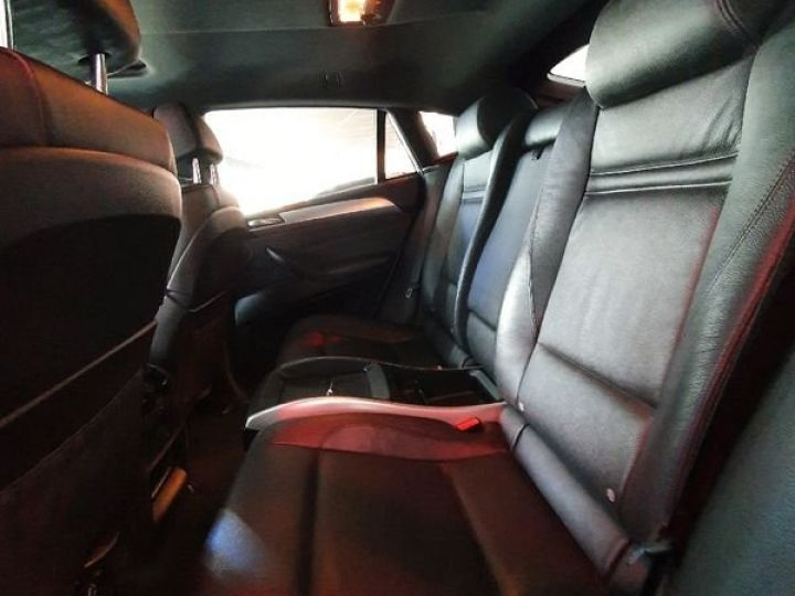 BMW X6 35D Exclusive Blanc - 4