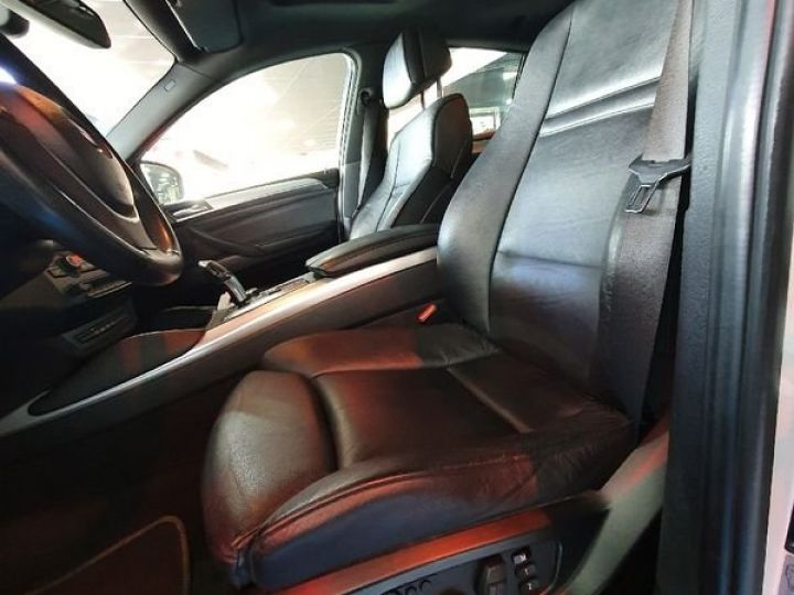 BMW X6 35D Exclusive Blanc - 5