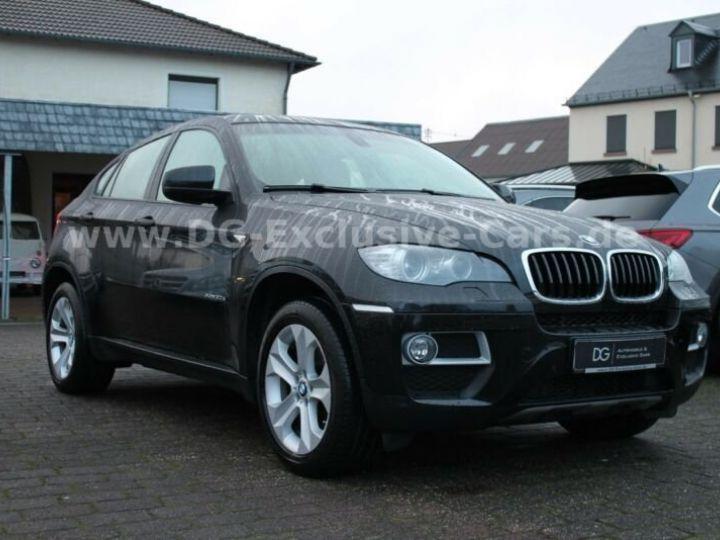 BMW X6 # BMW X6 xDrive30d 1ere Main, inclus carte grise,malus écolo,livraison à domicile. Noir Peinture métallisée - 1