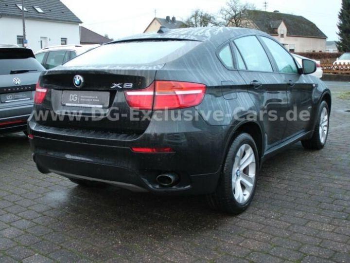 BMW X6 # BMW X6 xDrive30d 1ere Main, inclus carte grise,malus écolo,livraison à domicile. Noir Peinture métallisée - 3