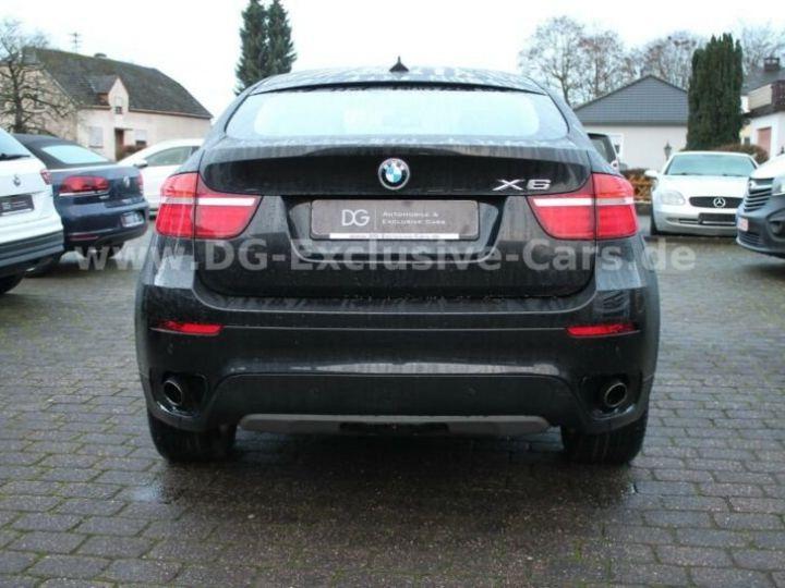 BMW X6 # BMW X6 xDrive30d 1ere Main, inclus carte grise,malus écolo,livraison à domicile. Noir Peinture métallisée - 4