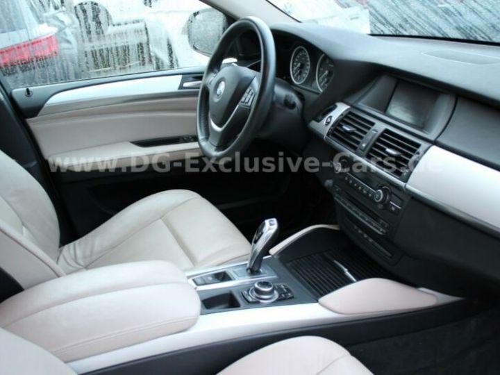 BMW X6 # BMW X6 xDrive30d 1ere Main, inclus carte grise,malus écolo,livraison à domicile. Noir Peinture métallisée - 6