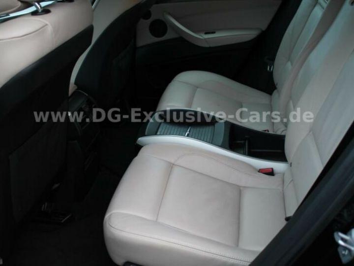 BMW X6 # BMW X6 xDrive30d 1ere Main, inclus carte grise,malus écolo,livraison à domicile. Noir Peinture métallisée - 7