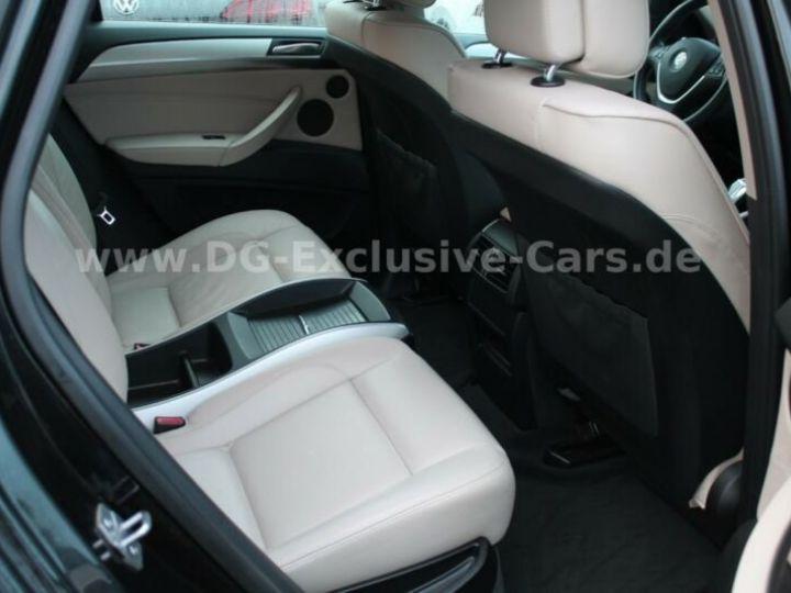 BMW X6 # BMW X6 xDrive30d 1ere Main, inclus carte grise,malus écolo,livraison à domicile. Noir Peinture métallisée - 8