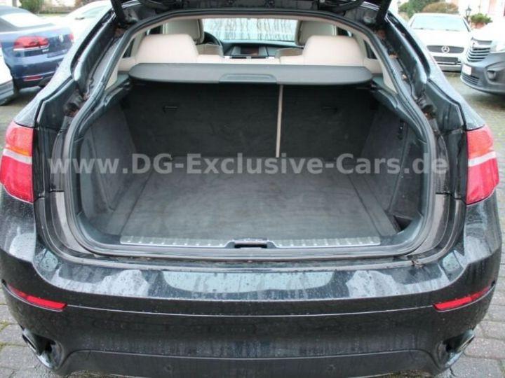 BMW X6 # BMW X6 xDrive30d 1ere Main, inclus carte grise,malus écolo,livraison à domicile. Noir Peinture métallisée - 9