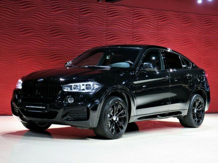 BMW X6 BMW X6 xDrive30d 258 ch M Sport A/Harman Kardon/GPS/Garantie12 Mois noir - 1
