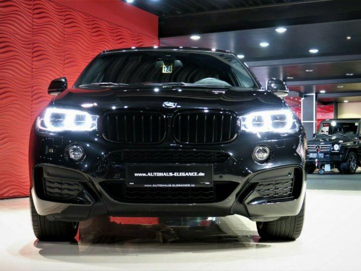 BMW X6 BMW X6 xDrive30d 258 ch M Sport A/Harman Kardon/GPS/Garantie12 Mois noir - 5