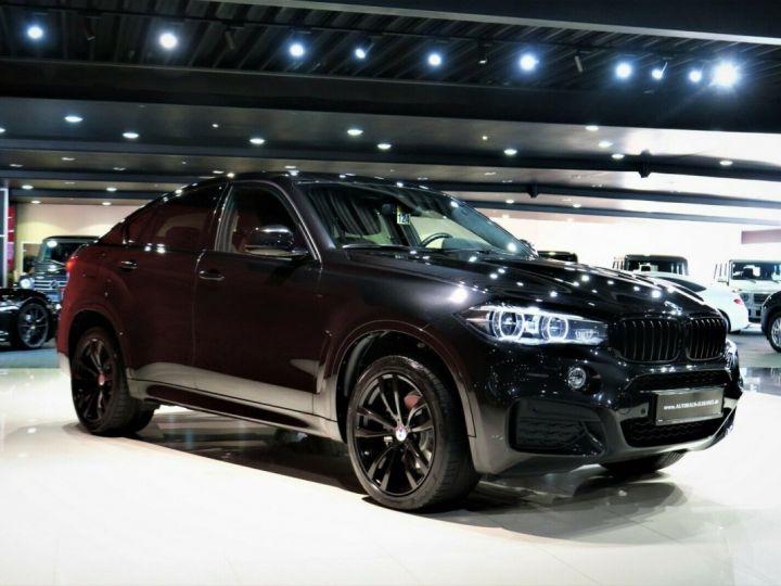 BMW X6 BMW X6 xDrive30d 258 ch M Sport A/Harman Kardon/GPS/Garantie12 Mois noir - 12