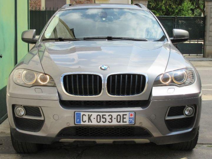 BMW X6 E71 5 PLACES XDRIVE30DA 245CH LUXE GRIS SPACEGRAU Occasion - 10