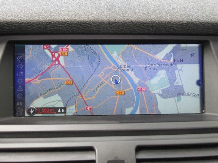 BMW X6 E71 5 PLACES XDRIVE30DA 245CH LUXE GRIS SPACEGRAU Occasion - 14