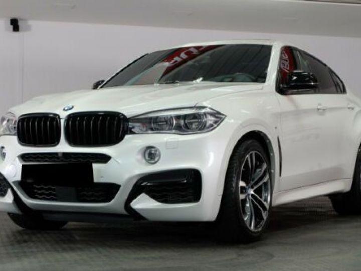 BMW X6 E71 M50D 381CH BLANC Occasion - 3