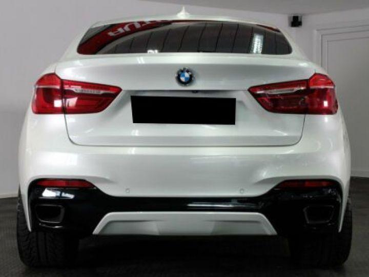 BMW X6 E71 M50D 381CH BLANC Occasion - 5
