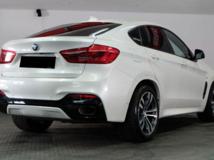 BMW X6 E71 M50D 381CH BLANC Occasion - 7