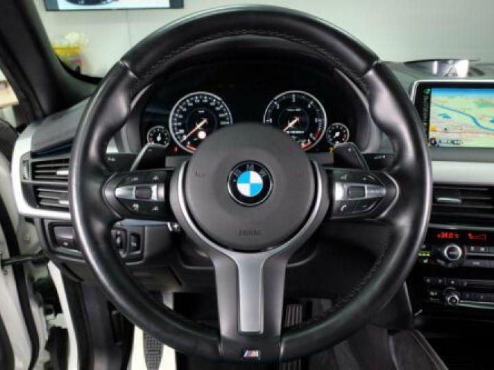 BMW X6 E71 M50D 381CH BLANC Occasion - 9