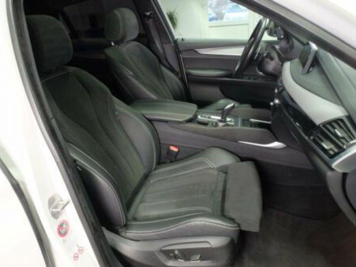 BMW X6 E71 M50D 381CH BLANC Occasion - 12