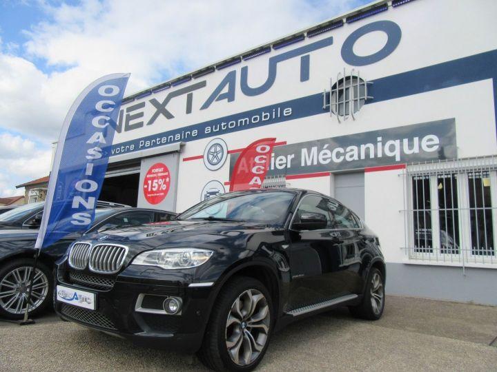 BMW X6 (E71) XDRIVE40DA 306CH EXCLUSIVE INDIVIDUAL Noir - 1