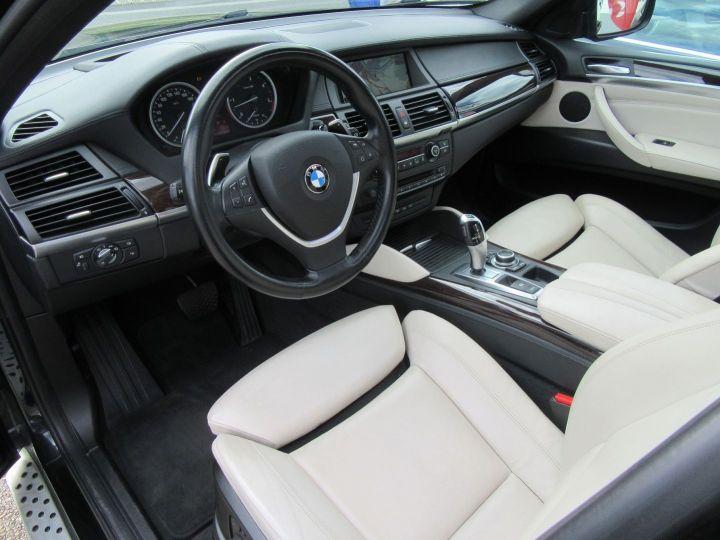 BMW X6 (E71) XDRIVE40DA 306CH EXCLUSIVE INDIVIDUAL Noir - 2