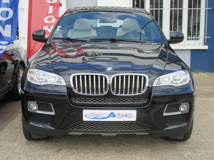 BMW X6 (E71) XDRIVE40DA 306CH EXCLUSIVE INDIVIDUAL Noir - 6