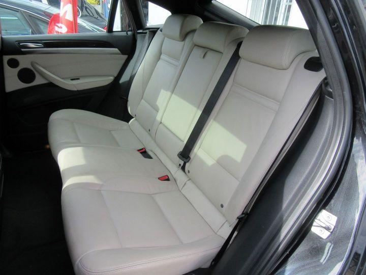 BMW X6 (E71) XDRIVE40DA 306CH EXCLUSIVE INDIVIDUAL Noir - 8