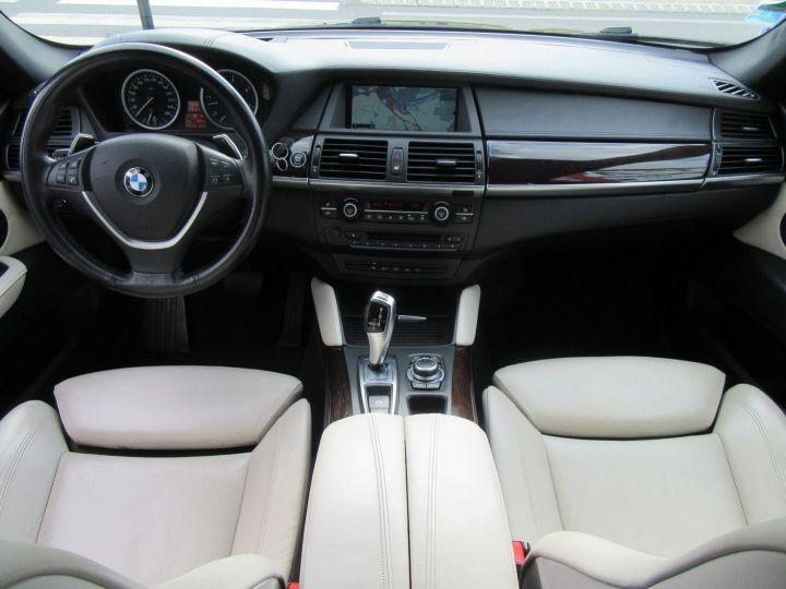 BMW X6 (E71) XDRIVE40DA 306CH EXCLUSIVE INDIVIDUAL Noir - 9