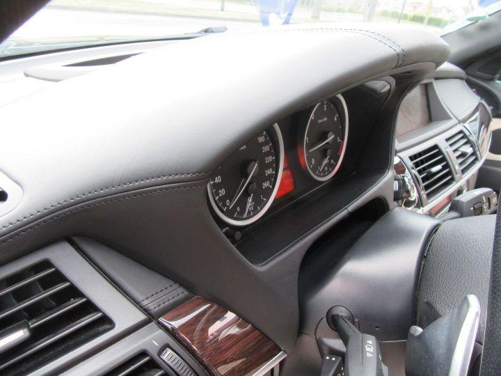 BMW X6 (E71) XDRIVE40DA 306CH EXCLUSIVE INDIVIDUAL Noir - 11
