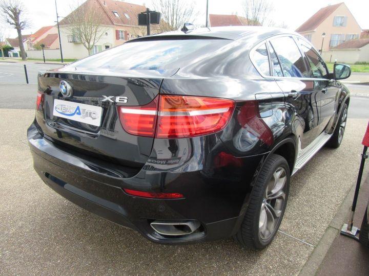 BMW X6 (E71) XDRIVE40DA 306CH EXCLUSIVE INDIVIDUAL Noir - 12