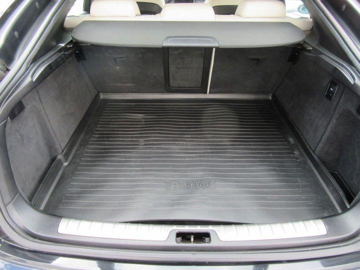 BMW X6 (E71) XDRIVE40DA 306CH EXCLUSIVE INDIVIDUAL Noir - 14