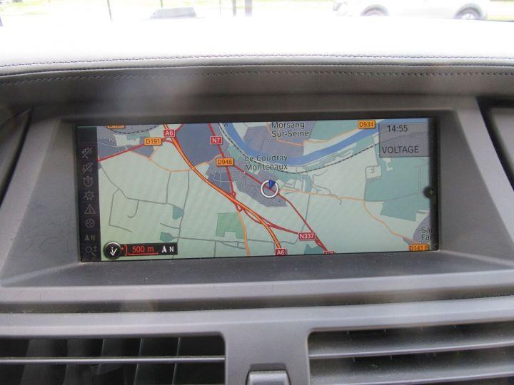 BMW X6 (E71) XDRIVE40DA 306CH EXCLUSIVE INDIVIDUAL Noir - 17