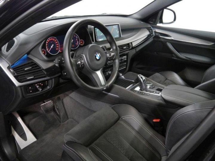 BMW X6 F16 XDRIVE 30DA 258CH M SPORT NOIR Occasion - 6