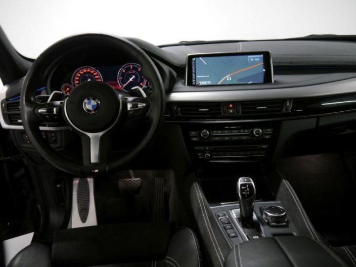 BMW X6 F16 XDRIVE 30DA 258CH M SPORT NOIR Occasion - 8