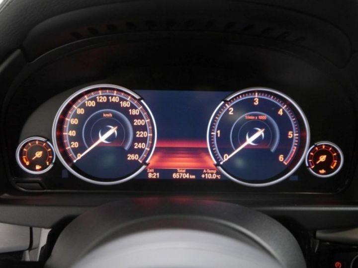 BMW X6 F16 XDRIVE 30DA 258CH M SPORT NOIR Occasion - 9