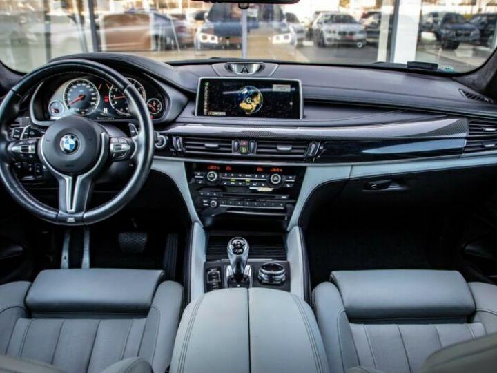 BMW X6 M 4.4 575  BLEU Occasion - 8