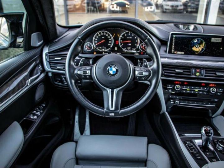BMW X6 M 4.4 575  BLEU Occasion - 9