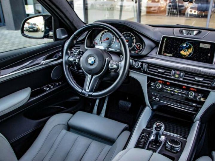 BMW X6 M 4.4 575  BLEU Occasion - 10