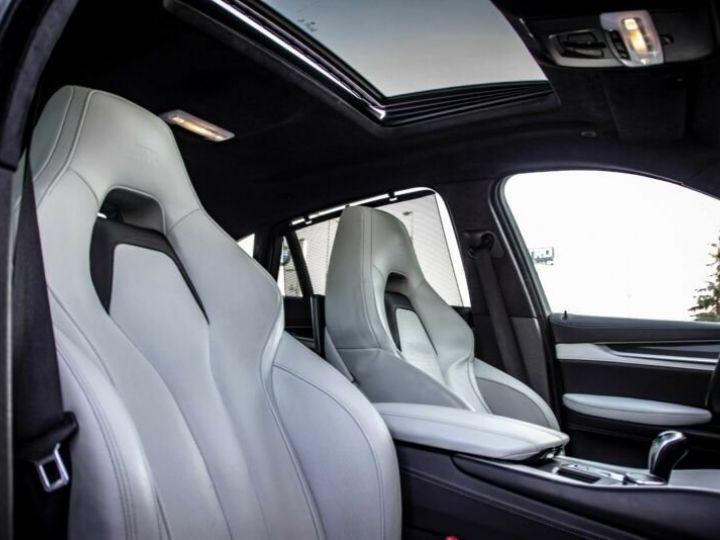 BMW X6 M 4.4 575  BLEU Occasion - 13