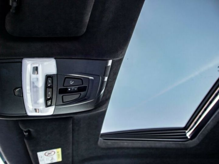 BMW X6 M 4.4 575  BLEU Occasion - 16