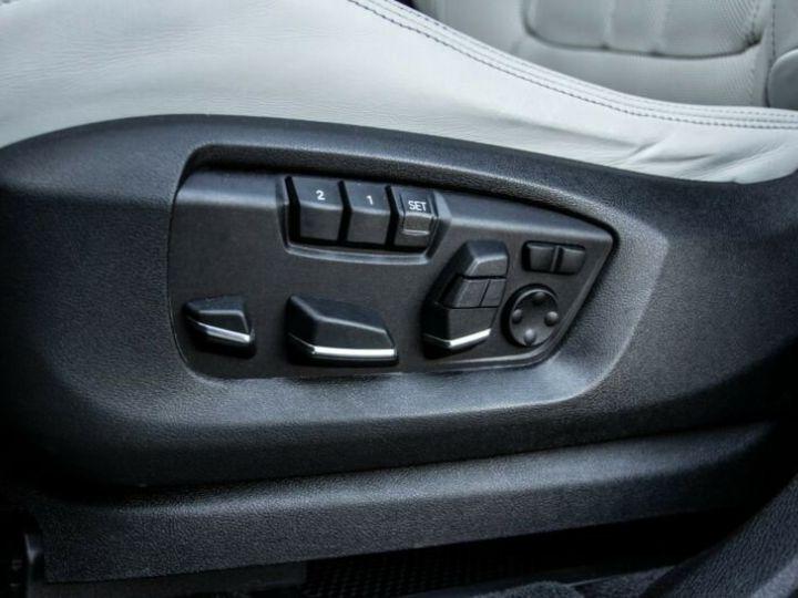 BMW X6 M 4.4 575  BLEU Occasion - 17