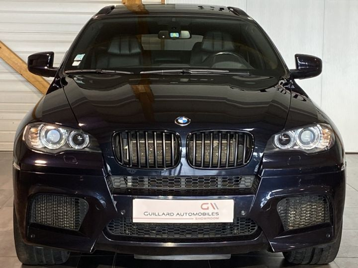 BMW X6 M 4.4 V8 BI-TURBO 555ch (E71) BVA NOIR - 2