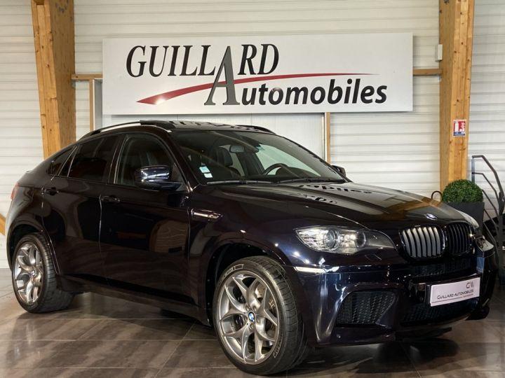 BMW X6 M 4.4 V8 BI-TURBO 555ch (E71) BVA NOIR - 5