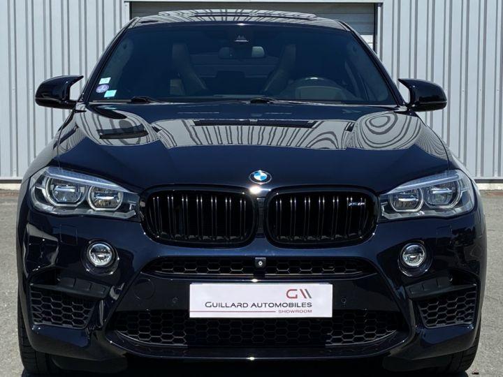 BMW X6 M 4.4 V8 BI-TURBO 575ch (F86 )BVA8 BLEU FONCE - 2