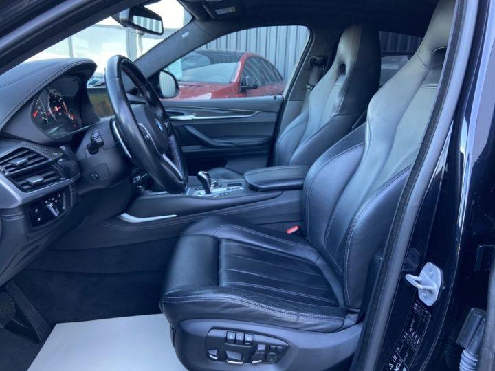 BMW X6 M 4.4 V8 BI-TURBO 575ch (F86 )BVA8 BLEU FONCE - 12