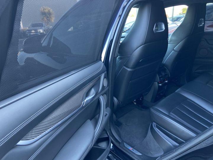 BMW X6 M 4.4 V8 BI-TURBO 575ch (F86 )BVA8 BLEU FONCE - 15
