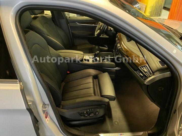 BMW X6 M-sport blanc - 8
