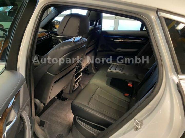 BMW X6 M-sport blanc - 9