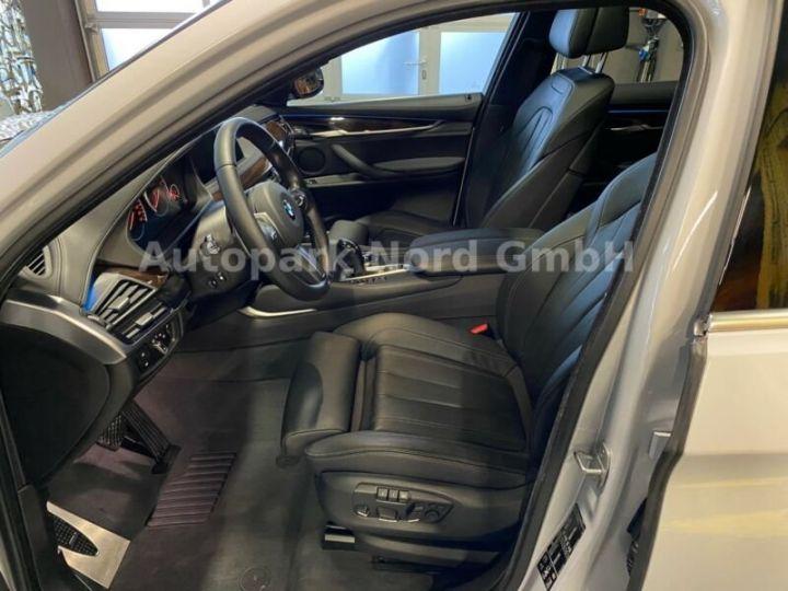 BMW X6 M-sport blanc - 10