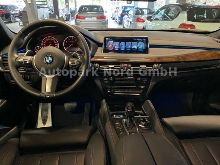 BMW X6 M-sport blanc - 11