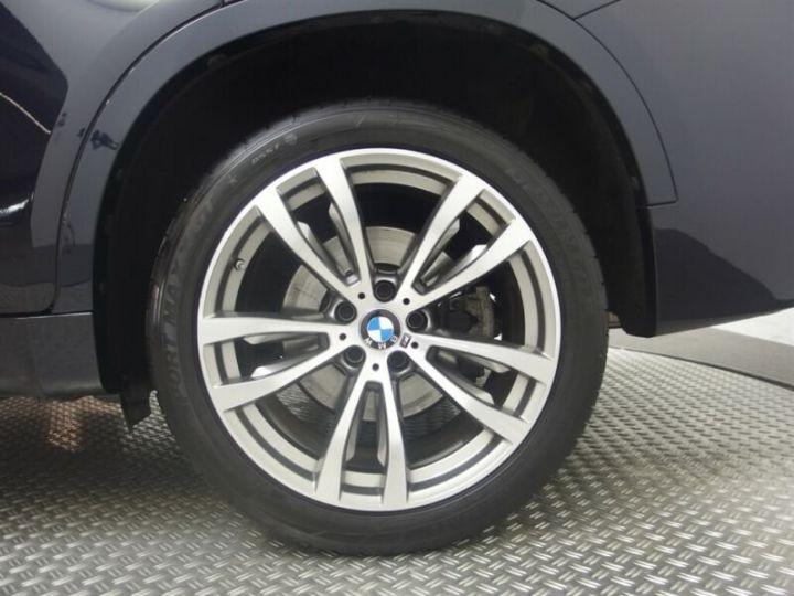 BMW X6 M50D  NOIR CARBON - 7