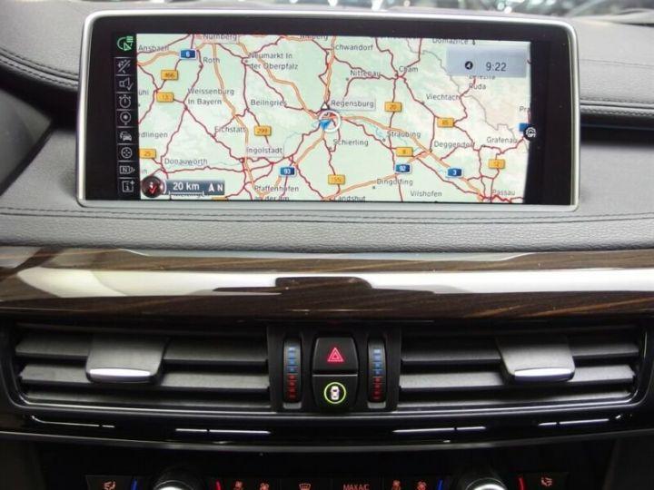 BMW X6 M50D  NOIR CARBON - 10