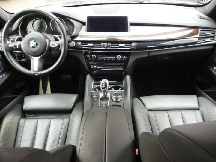 BMW X6 M50D  NOIR CARBON - 11