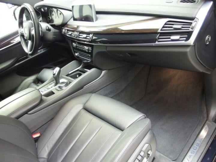 BMW X6 M50D  NOIR CARBON - 12